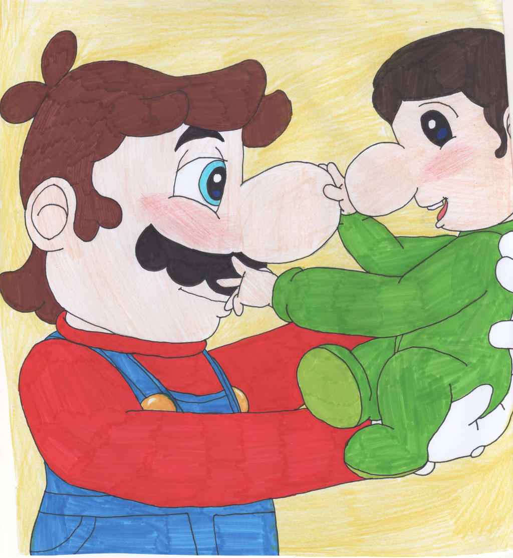 baby luigi crying pictures to pin on pinterest pinsdaddy
