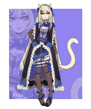 (CLOSED) ADOPTABLE #11 - AUCTION