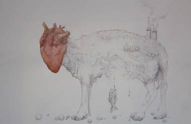 Heart Sheep