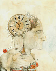 A piece of time, a piece of mind...