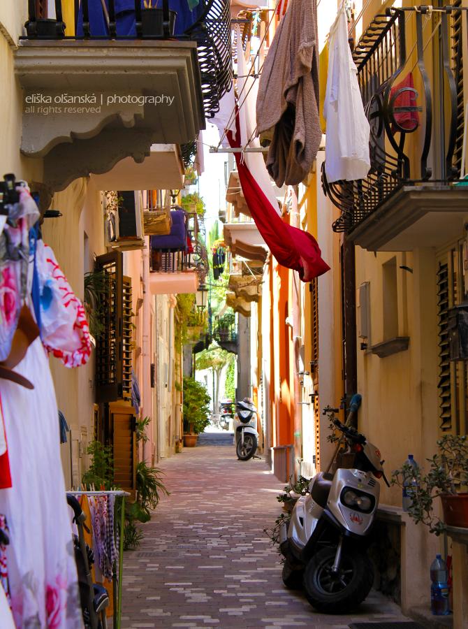 Colors of street by freezinka
