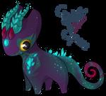 #62 Katragoon - Crystal of Space [CUSTOM]
