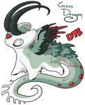 #313 Katragoon - Grass Dragon [DTE][CLOSED]