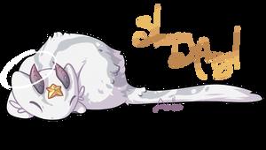 #389 Katragoon - Sleepy Angel [AUCTION][CLOSED]