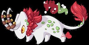 #394 Katragoon - Holiday Lion [CHARITY-AU][CLOSED]