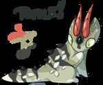 #403 Katragoon - Swamp Tiger [RAFFLE][CLOSED] by KatAkillus
