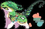 #478 Katragoon - Paradise Dragon [AUCTION][CLOSED]