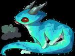 #494 Katragoon - Blue Snake [AUCTION][CLOSED]