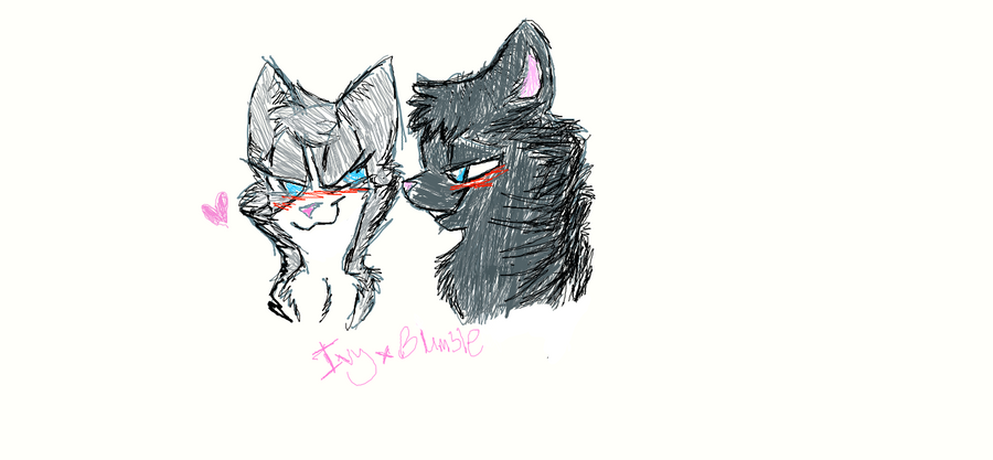 Bumblestripe And Ivypool