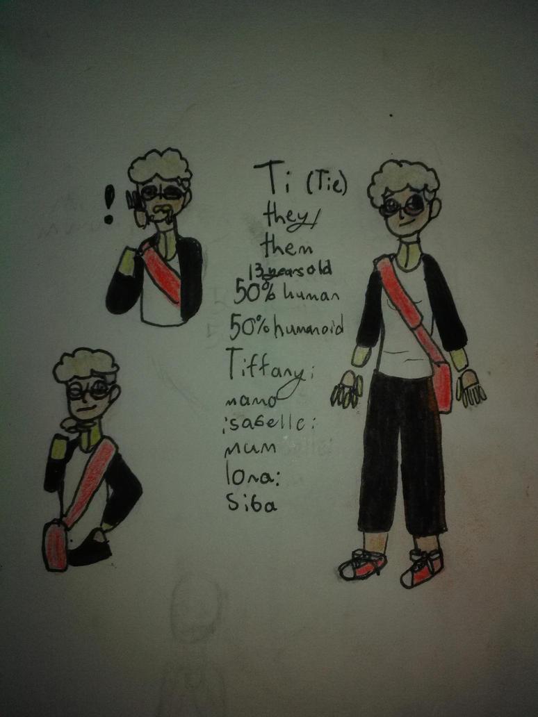 Ti (tie) by bluelemons198