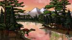 Fukui Fantasy by DenerDPaleoarts