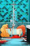 Don't keep mermaids in the bathtub