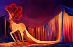 Lava Unicorn