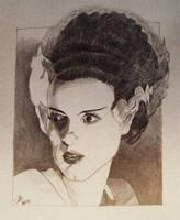 The Bride II by professorwagstaff