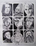 Harry Potter- Friends and Foe