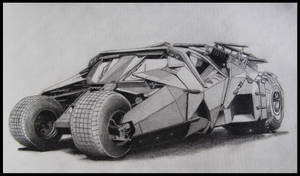 Batman Begins- The Tumbler