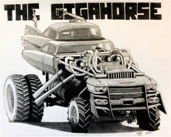 Fury Road The GigaHorse