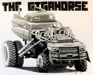 Fury Road The GigaHorse