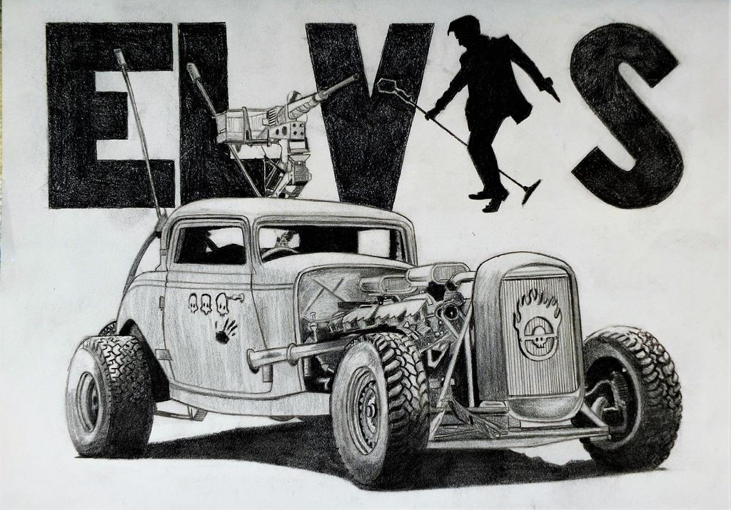 Fury Road Elvis