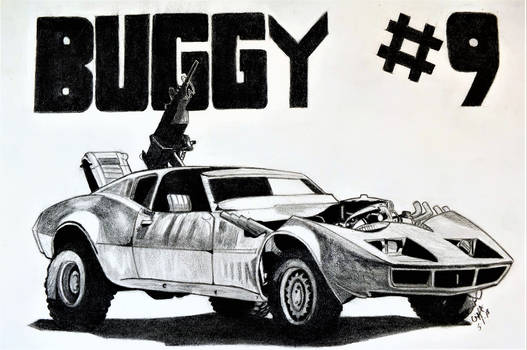 Fury Road Buggy#9