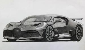 Bugatti Divo The 5 Million Dollar car
