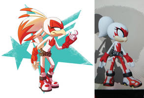 Sonic Forces OC - Vice
