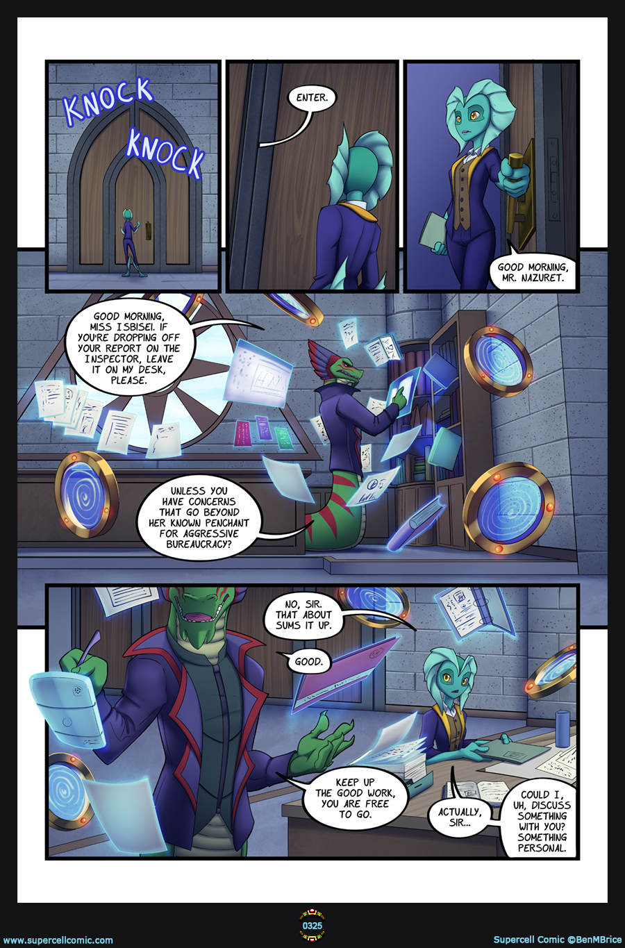SupercellComic 0325 by BMBrice