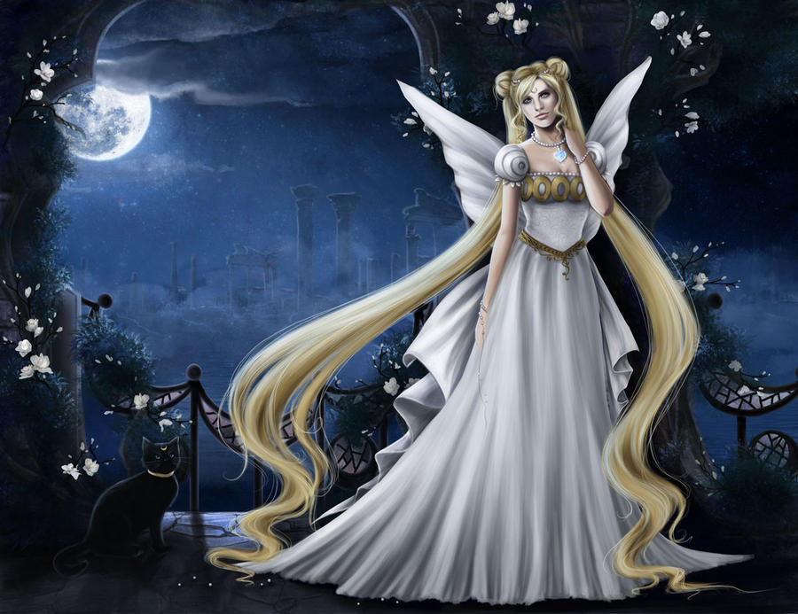 Image Result For Realistic Sailor Moon