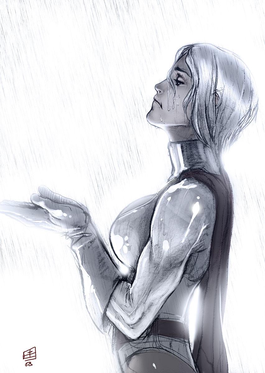 Power Girl by qiqo