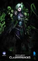 Clash of Heroes : Fiona