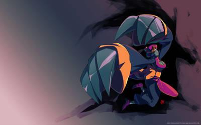 Lei Lei - Darkstalkers Wallpaper