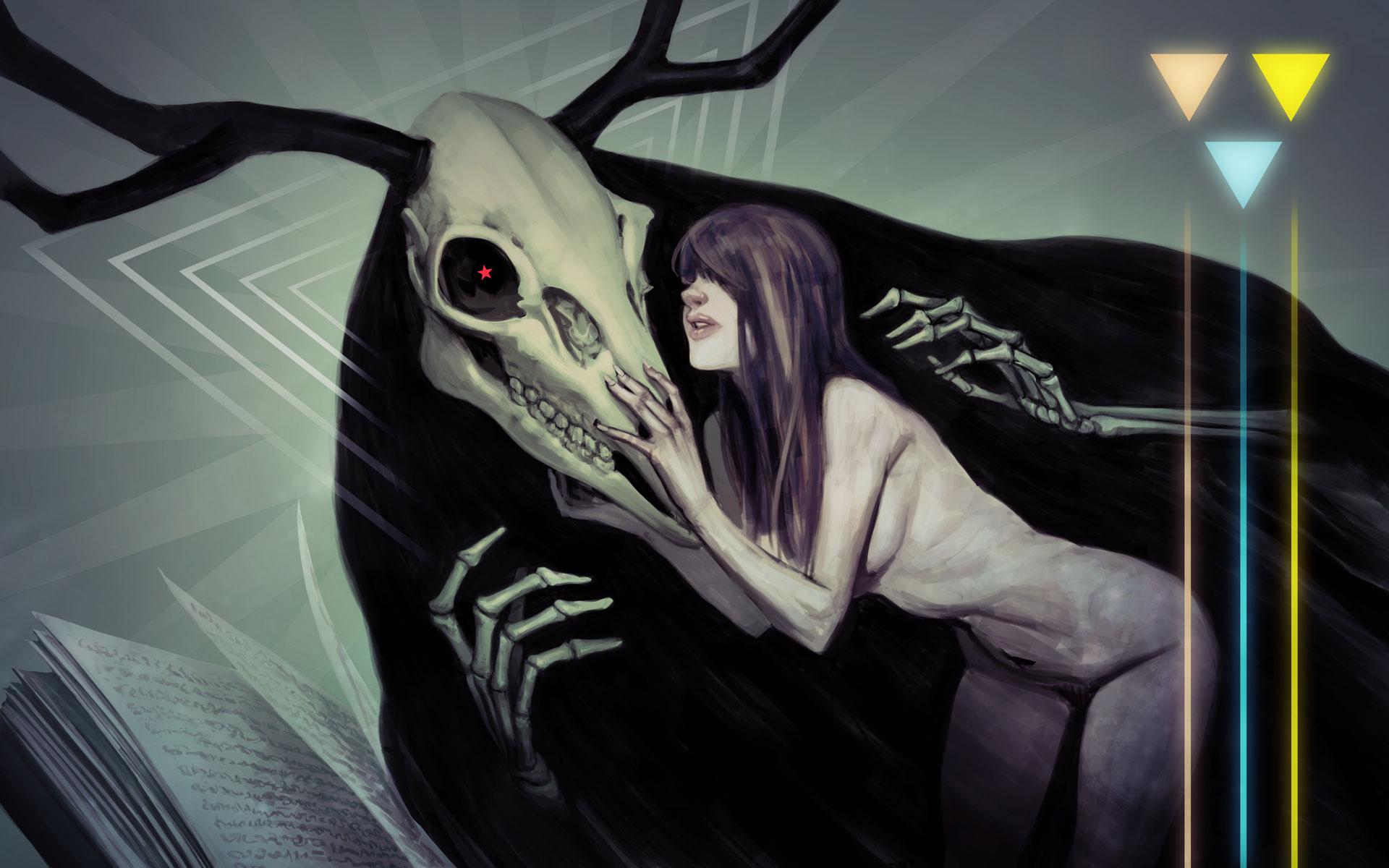 Sword And Sworcery EP: Depths of Mingi Taw by qiqo