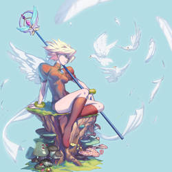 Nina - Breath Of Fire III