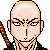 Ikkaku Madarame Icon by PolyMune