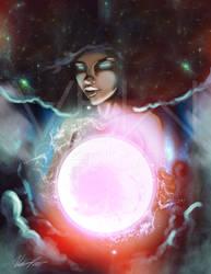 Goddess by VickiBeWicked