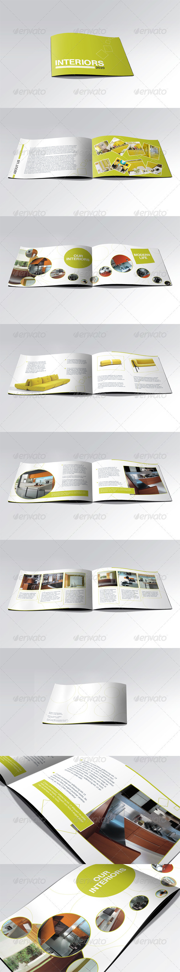 A5 Booklet - Catalogue by UnicoDesign