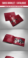 Swiss Booklet - Catalogue by UnicoDesign