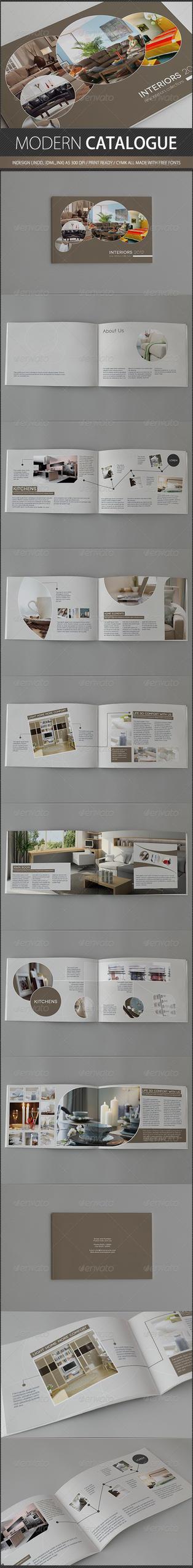 Modern Catalogue by UnicoDesign