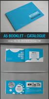 A5 Booklet - Catalogue
