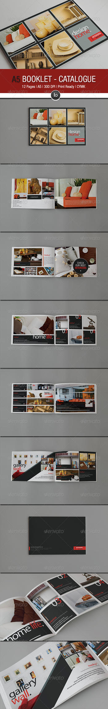 A5 Booklet - Catalogue V 2.0 by UnicoDesign
