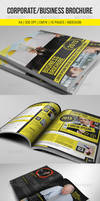 Corporate Business Brochure by UnicoDesign