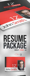 Resume Package by UnicoDesign