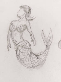 Just another Mermaid