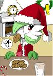 Gardevoir Christmas