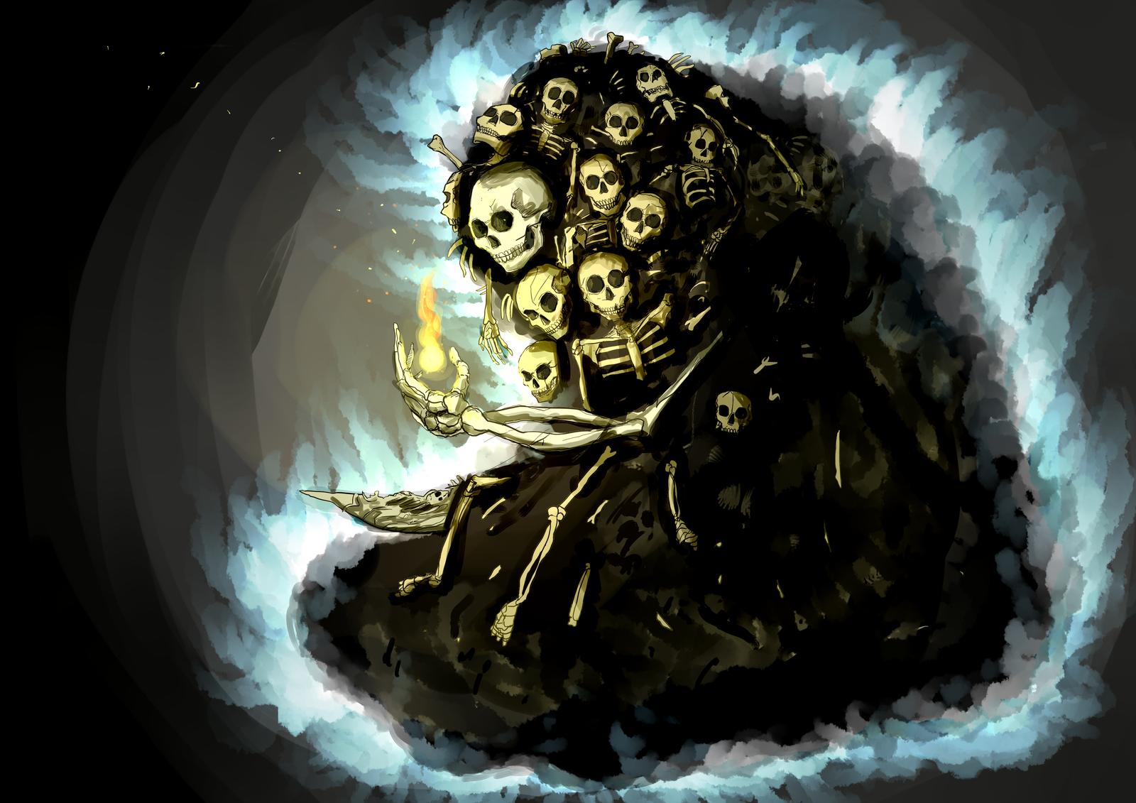 dark souls nito artwork - photo #7