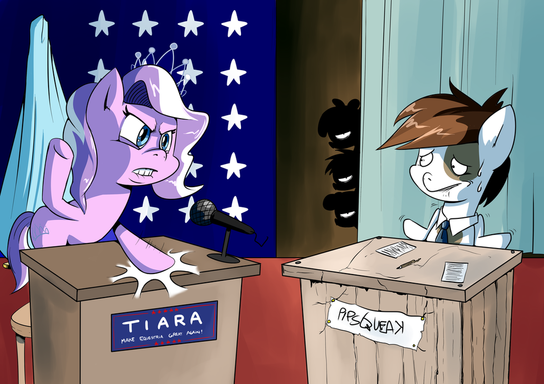 The Vote by Anzhyra