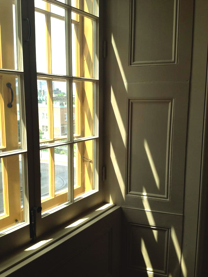 Window in Historical Site by Primitica