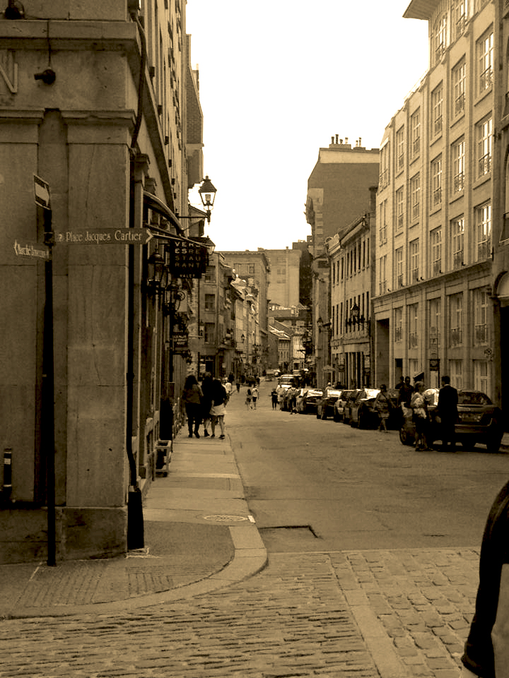 Old Port Montreal by Primitica