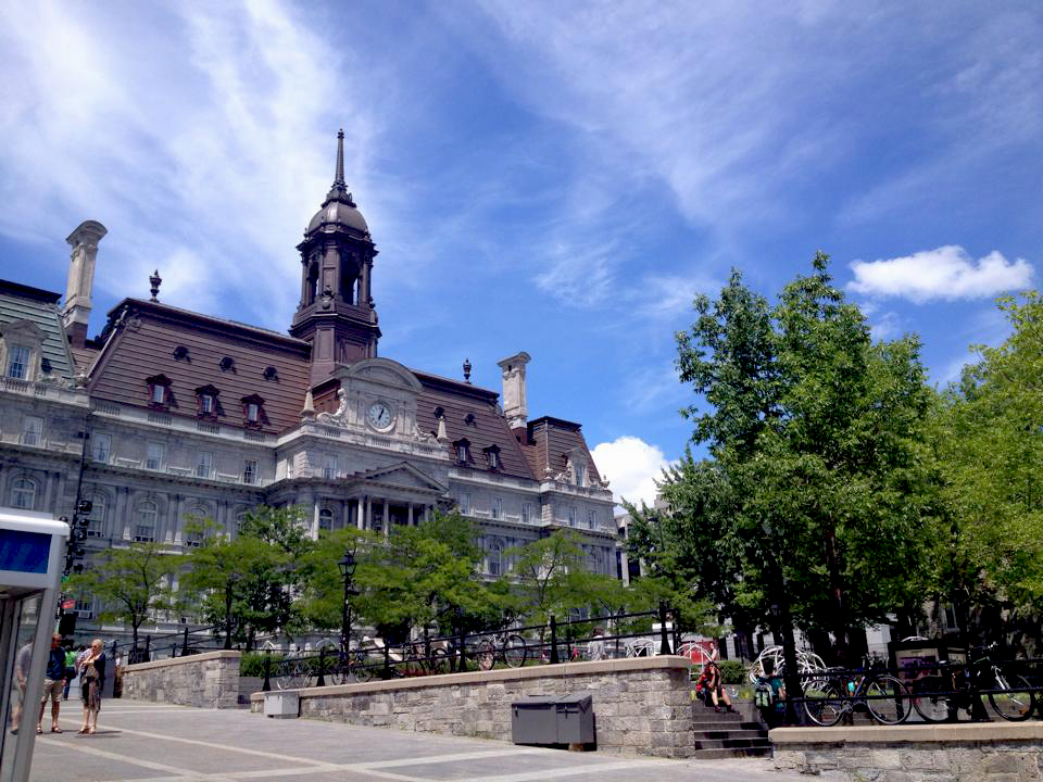 More Old Port Montreal by Primitica