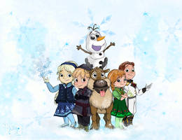 FROZEN by meow-meow211298